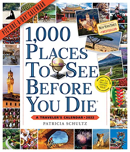 1000 places to see before you die - 9