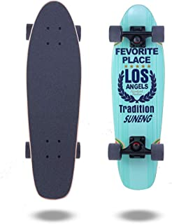 Best canadian maple skateboard Reviews