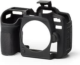 EasyCover ECND7500B Nikon D7500 için Silikon Kılıf, Siyah/Sarı/Kamuflaj