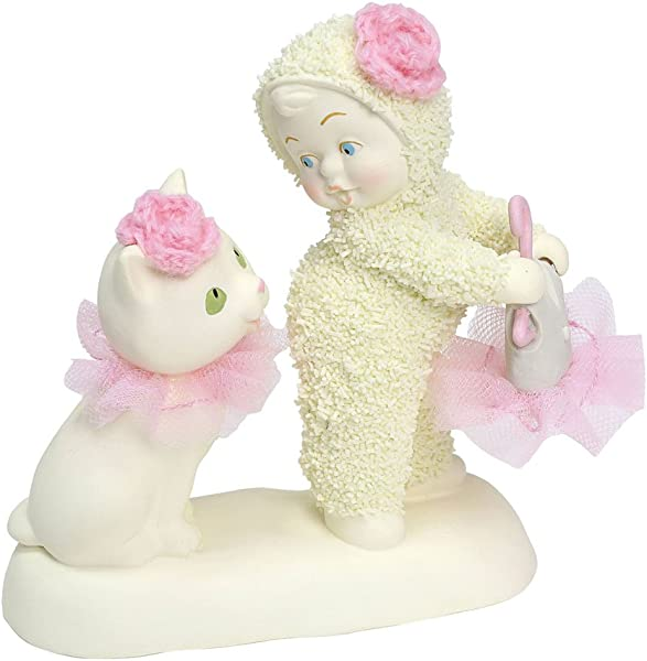 Department 56 Snowbabies Matching Outfits Porcelain Figurine 4