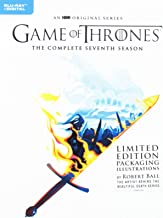Game of Thrones: S7 (RobertBall/BD+DC)