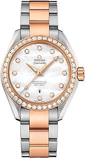 Seamaster Aqua Terra Mother of Pearl Diamond Watch 231.25.34.20.55.005