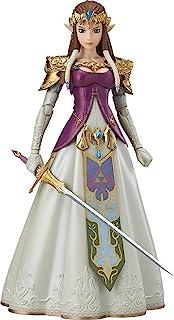 Good Smile Company The Legend of Zelda: Twilight Princess Figma Zelda Ver. Figure, 6 inches (AUG168805)