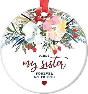 Best hallmark sisters ornament 2018 Reviews