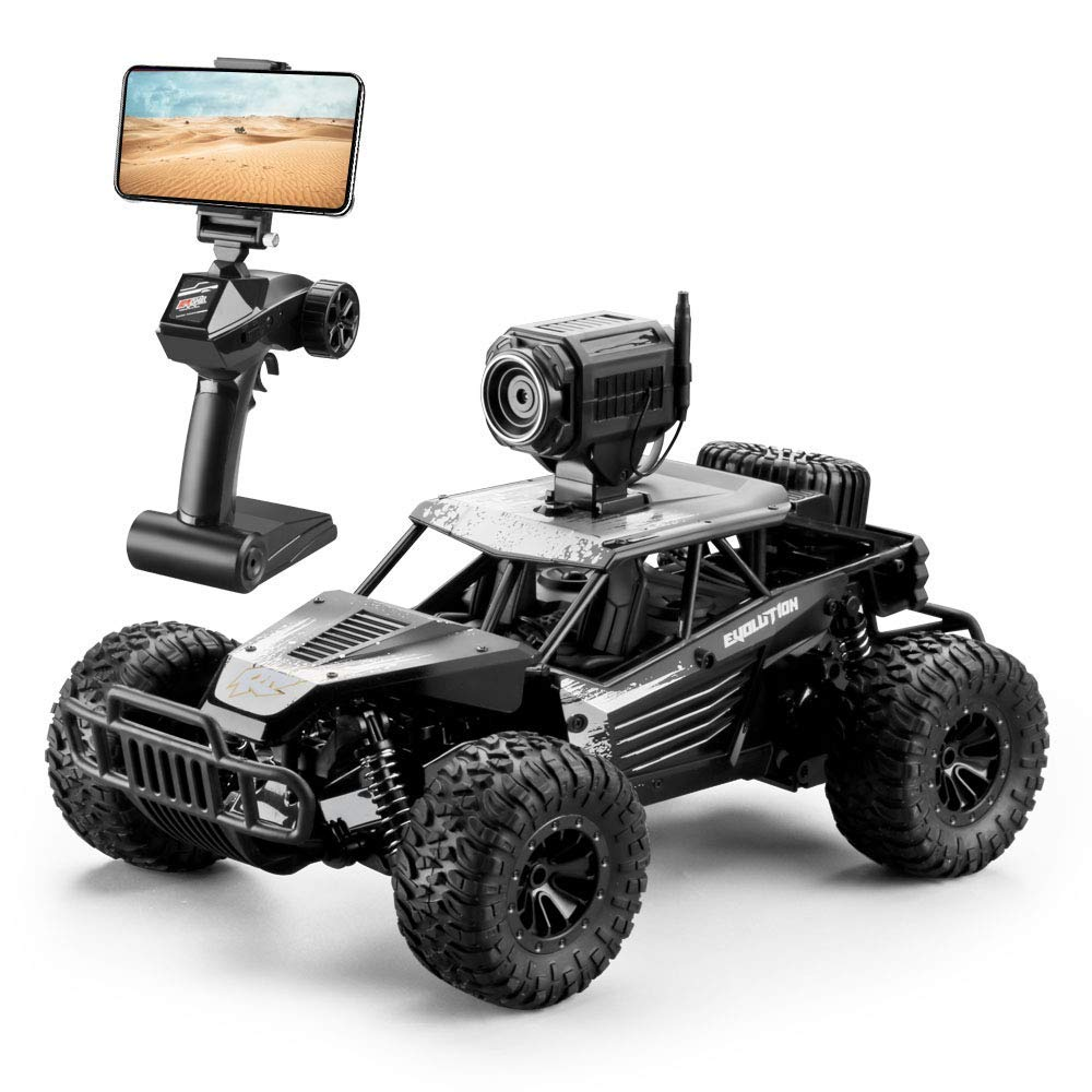DeXop RC Car 2 4Ghz Adult Black