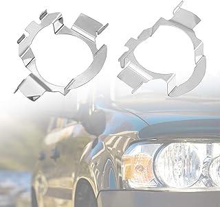1 Paar H7 LED Scheinwerfer Lampenfassung Halter Halter Adapter Halter Clip