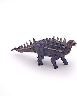 Réaliste Polacanthus dinosaure jouet modèle éducatif cadeau de Noël pour enfants