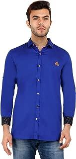 Onerio Men's Pure Cotton Full Sleeve Formal | Casual Shirt | Shirt's for Men | Men's Shirts
