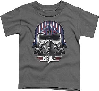 Top Gun Maverick Helmet Toddler T-Shirt