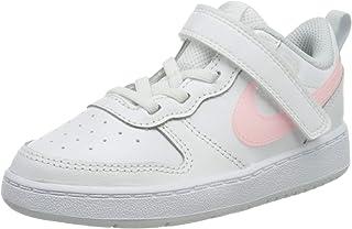 Nike Court Borough Low 2 Mwh (TDV), Chaussure de Basketball Fille
