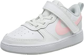 Nike Court Borough Low 2 Mwh (TDV), Chaussure de Basketball Fille