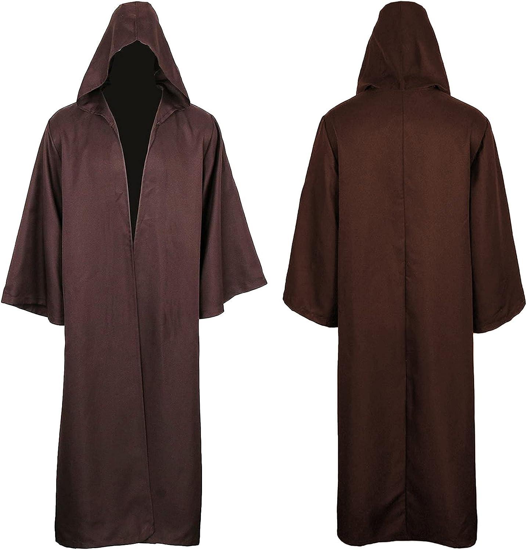 Unisex Cloak Robe Costume Max 42% ! Super beauty product restock quality top! OFF Halloween Uniform Tunic Hooded