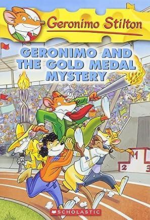 Geronimo and the Gold Medal Mystery (Geronimo Stilton, No. 33) by Geronimo Stilton (2008-04-01)