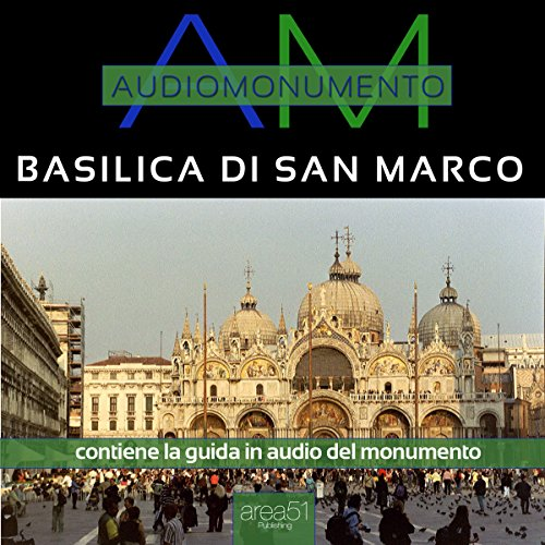 Basilica di San Marco audiobook cover art