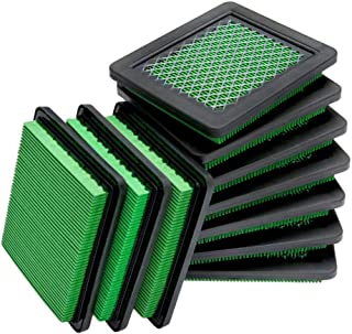 HEYZLASS 10Pack 17211-ZL8-023 Air Filter - for Honda GCV160 GC160 GCV190 GC190 Engine Husqvarna Craftsman Troy-Bilt Push Lawn Mower Tiller Air Cleaner