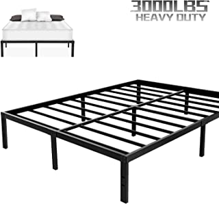 bed frame king platform