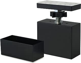平安伸銅工業 LABRICO STAPLER FIX シリーズ 2×4 アジャスター マットブラック DXC-1