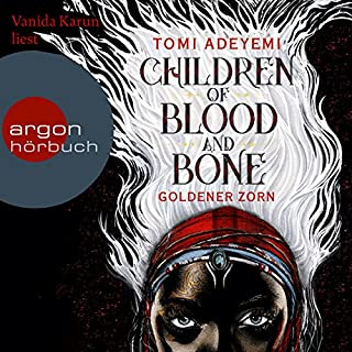 Children of Blood and Bone [German edition] audiobook cover art