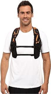 Nike Trail Kiger Vest,X-Large(Black/Total Crimson) Unisex