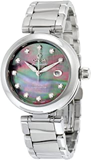 De Ville Ladymatic Automatic Diamond Ladies Watch 42530342057004