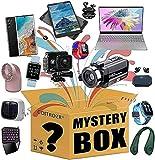 GPFFACAI Mystery Box Mystery Box Gamer Contiene Regalos Inesperados, como Drones, Relojes Inteligentes, Altavoces Bluetooth, Cámaras Digitales, Etc.El Mejor Regalo para Familiares Y Amigos.