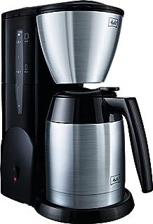 Melitta M728 Single5 Term SST, filterkaffemaskin för små hushåll inklusive termoskopp, filter-kaffemaskin, rostfritt stål,...