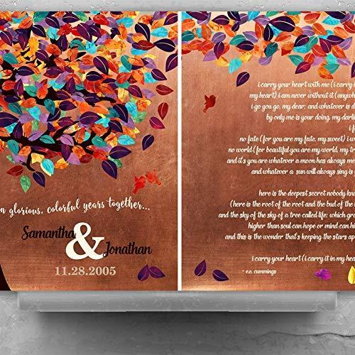 Daughter's wedding vows
