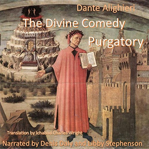 The Divine Comedy - Purgatorio cover art