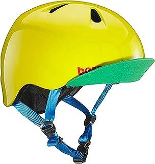 (バーン)Bern NINO Gloss Yellow Green BE-VJBGYLV-11