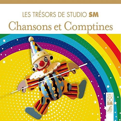 Les trésors de Studio SM - Chansons et comptines