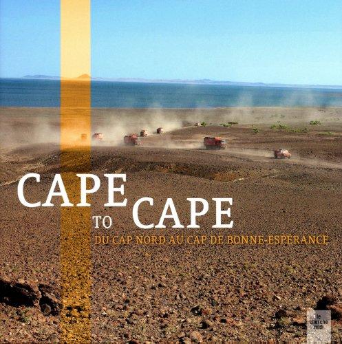Cape to Cape du Cap Nord au Cap de Bonne-Espérance -cd offert-
