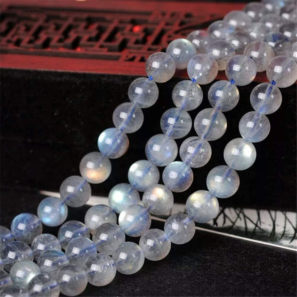 Genuine Multicolor Moonstone 6mm 12mm Round Natural GradeA Loose 3 Colors Beads 15 inch Jewelry Supply Bracelet Necklace Material Support