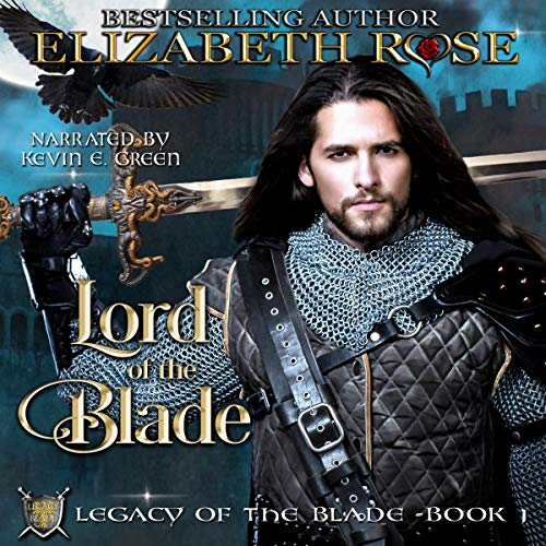 Lord of the Blade audiobook cover art