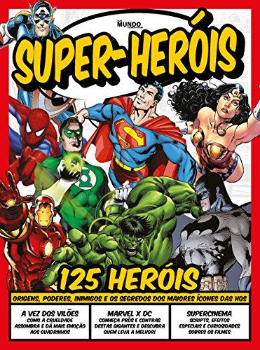 Guia Mundo em Foco - Super Heróis (Portuguese Edition)