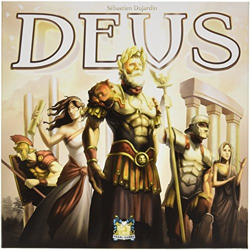 Deus Board Game by Asmodee