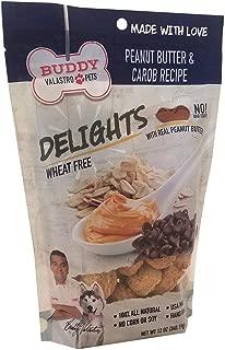 Buddy Valastro Pets Peanut Butter & Carob Recipe Dog Treats