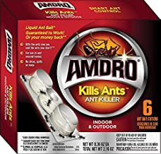 Amdro Kills Ants Liquid Ant Bait Stations 6 Pack