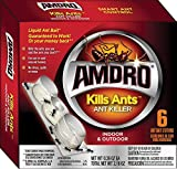 Amdro Liquid Ant Bait Stations, 6 Pack
