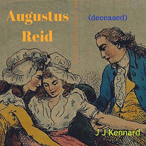 Augustus Reid (Deceased)  By  cover art