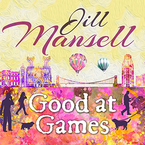 Good at Games audiobook cover art