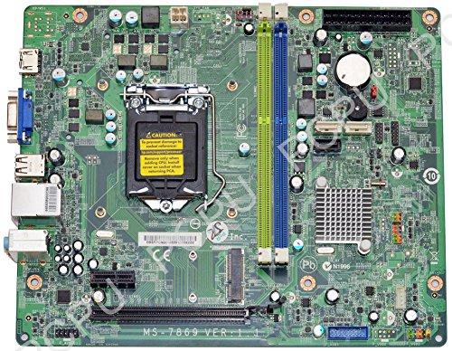 DB.SRPCN.001 Acer Aspire AXC-605 Intel Desktop Motherboard s115X