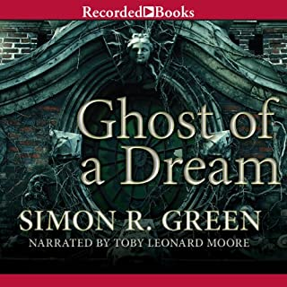 Ghost of a Dream audiobook cover art