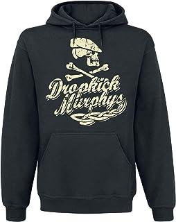 Dropkick Murphys Scully Skull Ship Männer Kapuzenpullover schwarz