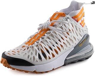 Nike Mens Air Max 270 ISPA White/Ghost Aqua Synthetic