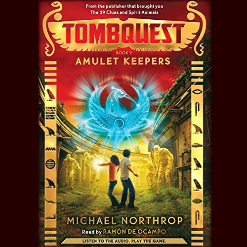 Amulet Keepers cover art