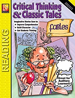 Remedia Publications Critical Think & Tales Fables Fables