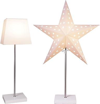 """Bestseason Stehlampe""""Combi-Pack"""" beige 52,5 x 20 cm"""