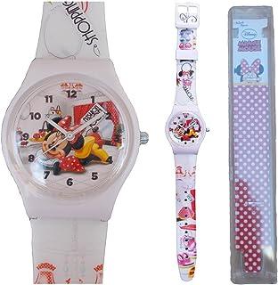 Star Reloj de Pulsera Minnie Disney ANALOGIC CM 25 - 35831BIANCO