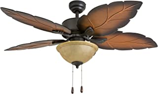 Best tuscan style ceiling fans with lights Reviews