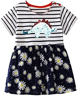 19d155cc Amazon.es: vestidos fiesta niñas - Azul
